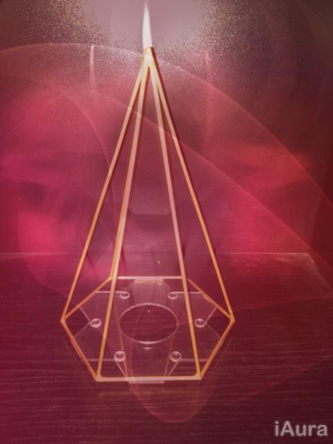 Пирамида фън шуй