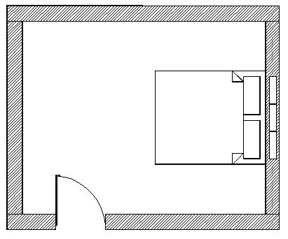 легло под прозорец, фън шуй
